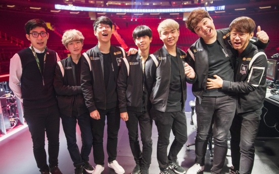 Veteran LCK players retire in the offseason