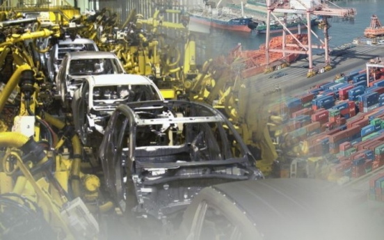 Auto exports dip 10% in Nov. amid virus jitters