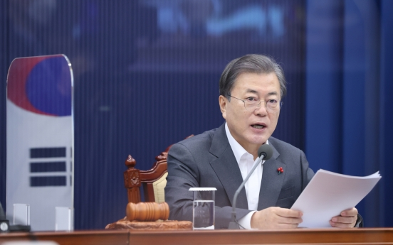 Moon highlights importance of anti-corruption investigation agency for prosecution reform