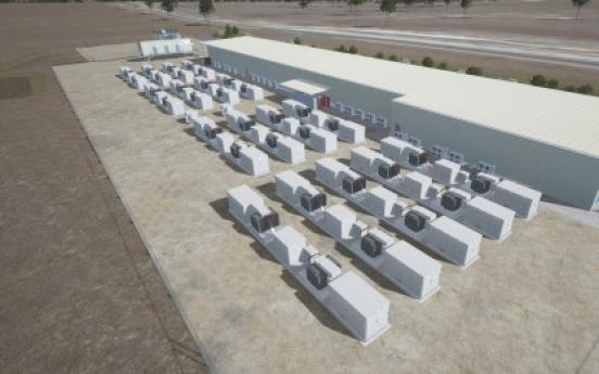 Doosan bags W100b energy storage contract in Australia
