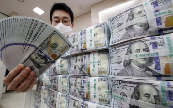 S. Korea's money supply gains at faster pace in October