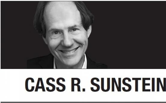 [Cass R. Sunstein] Undoing Trump's last-minute regulations