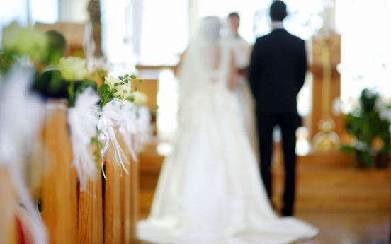 Conglomerate owner families tilt toward 'inter-chaebol' marriages