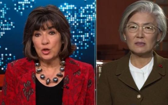 Kang defends North Korea leaflet ban