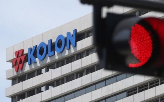 Bourse operator grants Kolon TissueGene 1-year period to improve management
