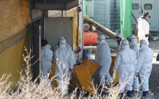 [Newsmaker] S. Korea culls 6.1m poultry as farm-related bird flu cases reach 18