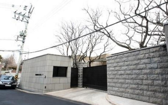 Most expensive house in Korea: Shinsegae chairwoman's W30b residence