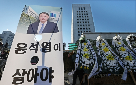 'Prosecutor General's legal counterattack is against President Moon'