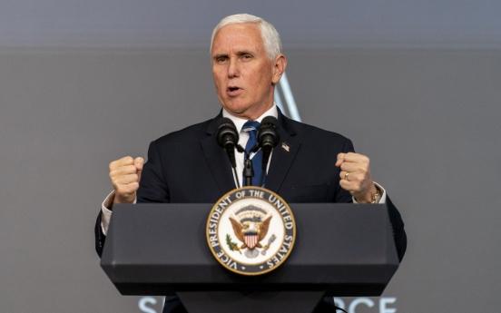 VP Pence prepares for jab as Moderna vaccine nears US approval