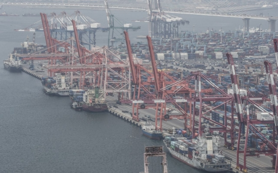 Korea pins hope on exports in post-COVID-19 era