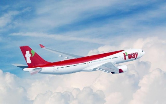 T'way Air to lease three Airbus A330-300 jets