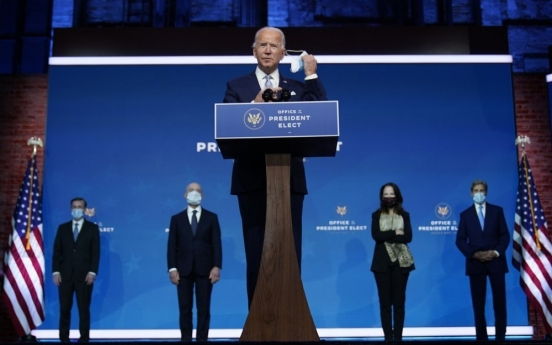 73% of S. Koreans positive about Biden-Kim summit: poll