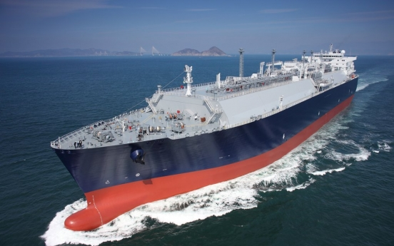 Samsung wins W815b order to build 4 LNG ships from Africa