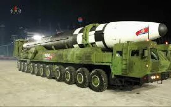 N. Korea's newspaper calls for powerful defense capabilities