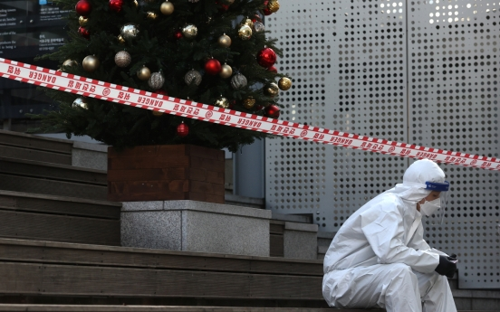 [Herald Interview] 'COVID-19 doesn't stop for Christmas'
