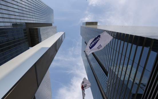 Samsung Group market capitalization rises above W700tr for first time