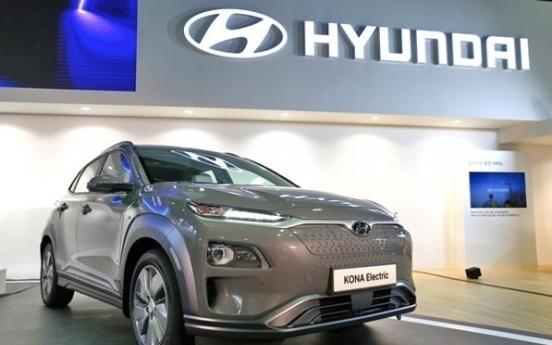 Hyundai, Kia sell 300,000 eco-friendly cars overseas