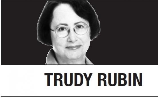 [Trudy Rubin] How can Biden approach Russia mess that Trump left?