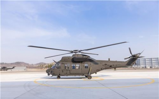 KAI wins W1.05tr helicopter deal from Korean arms agency