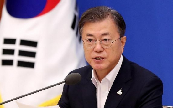 Moon's once-infallible approval ratings hit by vaccine delay, prosecution reform