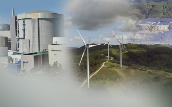 S. Korea to maintain nuclear phaseout scheme, scale back coal power generation