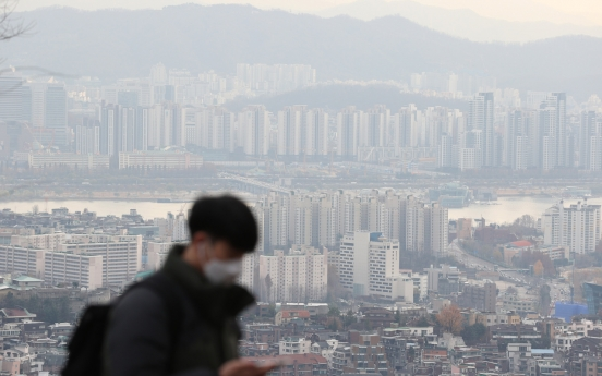 S. Korea's consumer sentiment dips in Dec. on pandemic