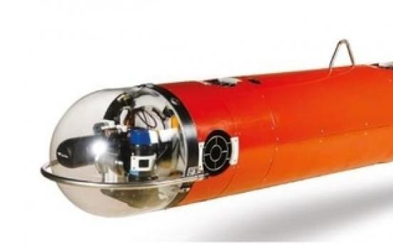 S. Korea deploys indigenous unmanned underwater mine disposal vehicle