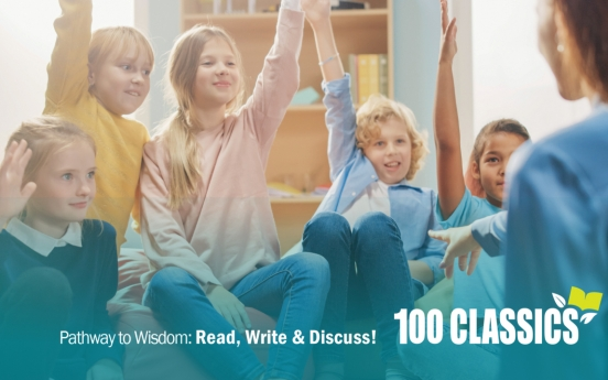 [Best Brand] 100 Classics offers customized English learning for kids