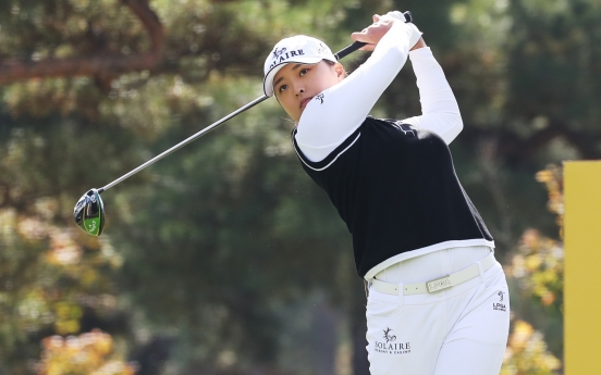 LPGA star Ko Jin-young goes wire-to-wire at top of world rankings