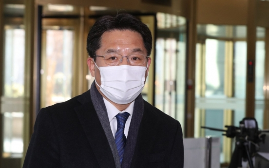 S. Korea's new top nuclear envoy holds phones talks with Chinese counterpart