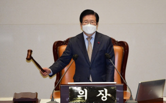 Assembly speaker suggests Korea-China-Japan disease control body