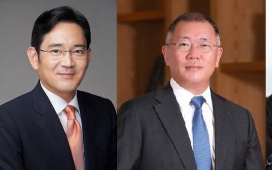 Chaebol see leadership change in COVID-19 era