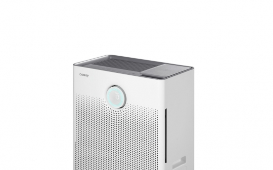 Coway's air purifier and humidifier combo an optimal choice to keep the air clean and fresh