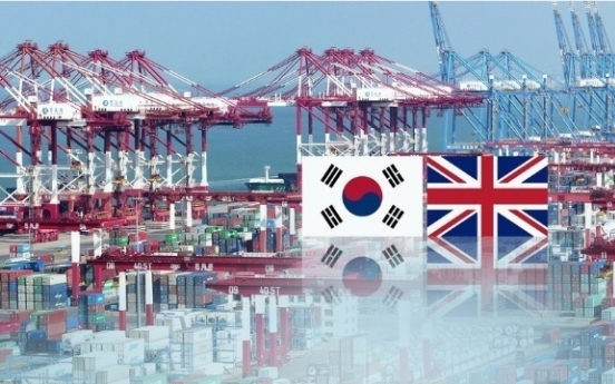 S. Korea-Britain FTA to be launched this week