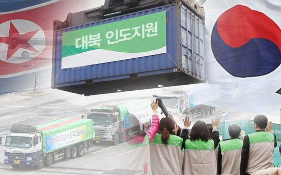 Unification ministry to scale up financial support for N. Korea aid groups