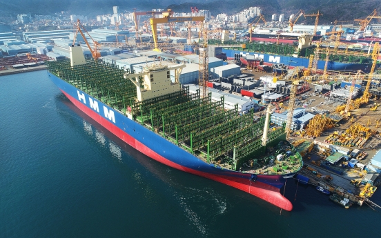S. Korea's antitrust watchdog tipped to complete review of Daewoo Shipbuilding-KSOE merger in Q1