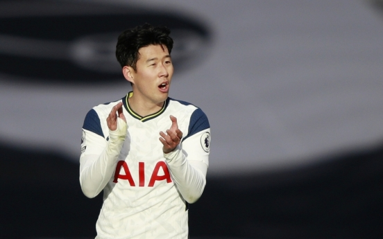 Son shines: Son Heung-min scores 100th goal with Tottenham