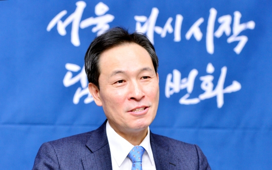 [Herald Interview] Seoul mayoral candidate aims to turn city into Asia's financial hub
