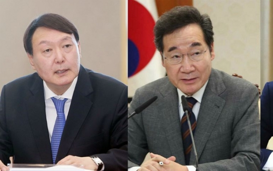 Chief prosecutor tops poll of presidential hopefuls