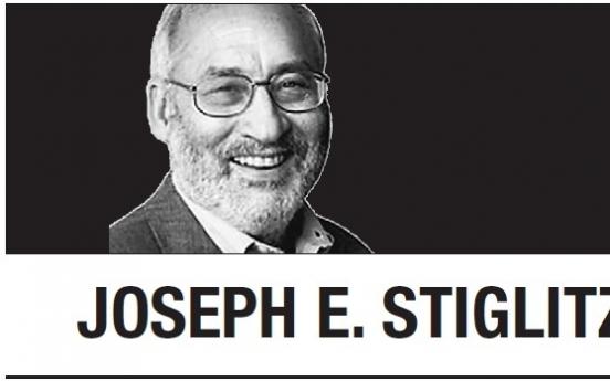 [Joseph E. Stiglitz] How Biden can restore multilateralism unilaterally