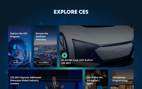 More than 330 Korean exhibitors to attend CES 2021