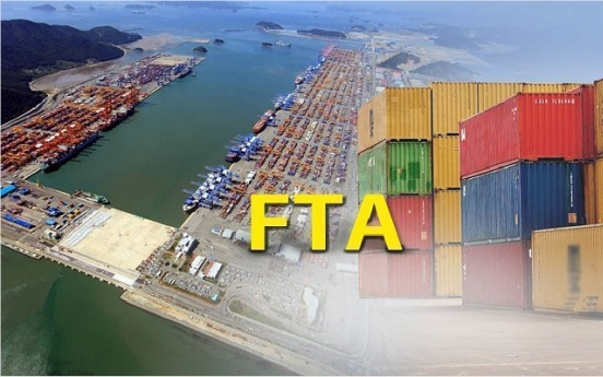 S. Korea's FTA networks set to further expand in 2021