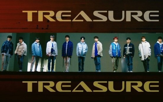 Treasure gears up for first studio album