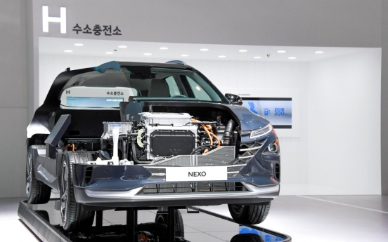 Hyundai to build hydrogen fuel cell plant in China: sources