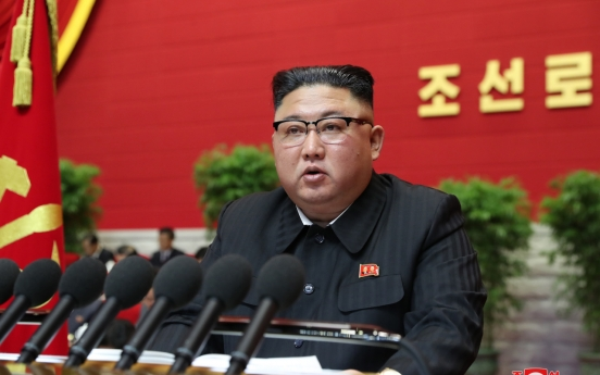 Kim Jong-un admits economic failures, holds off on foreign policy