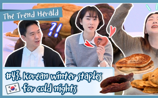 [Video] Korean winter staples for cold nights
