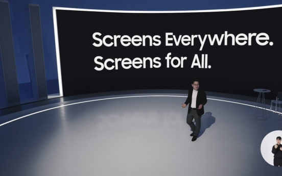 Samsung unveils new vision for TVs focusing on accessibility, sustainability