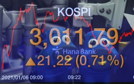 S. Korea to focus on financial stability amid concerns over asset market boom