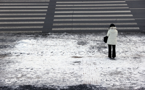 [Photo News] Heavy snowfall turns Korea into a winter wonderland