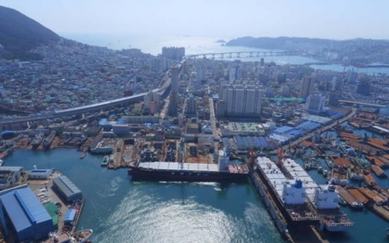 Sale of 3 midsized shipbuilders in final stage